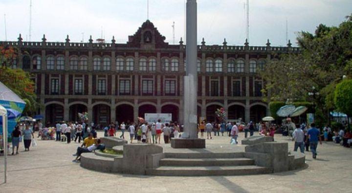 Centro de Cuernavaca