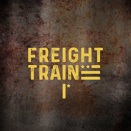 FREIGHT TRAIN - I - front